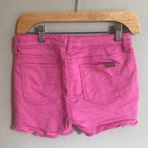 Joe's Jeans Bottoms - Joe's Jeans Big Girl Size 14 Shorts